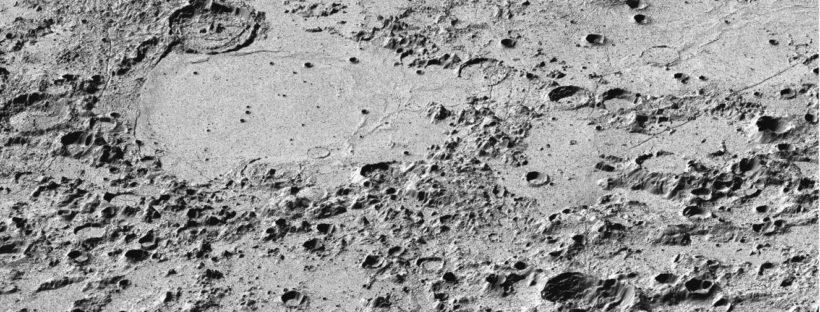 cratère Gassendi 3D