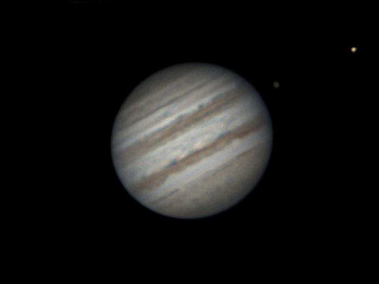 Jupiter par Alain