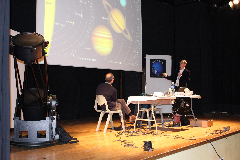 Conférence Rosetta Philae